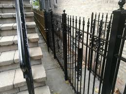wicker park fence and stairs chicago painters drywall repair