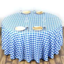 picnic table covers walmart blue gingham tablecloth round checkered polyester picnic white table