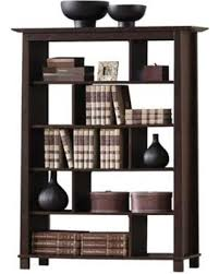 baxton studio lindo bookcase single pull out shelving cabinet check out these deals on baxton studio havana tall wood modern