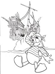 donald duck colouring pages print donald daisy