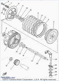 1999 blaster yfs200l yamaha atv clutch diagram and parts