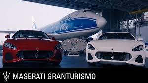 2018 maserati granturismo and grancabrio japanese debut youtube