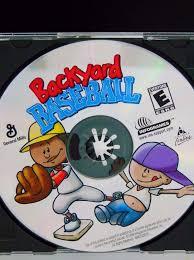 2003 Backyard Baseball Backyard Baseball Video Game Design Ideas Home Design