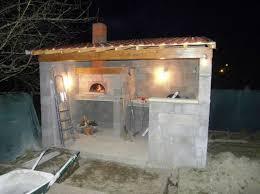 cuisine ete bois construction cuisine d ete exterieure homewreckr co