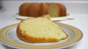 homemade pound cake youtube