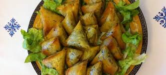 cuisine marocaine brick briouates farcies à la viande hachée