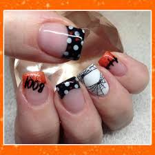 have to have halloween nail art cameo college beauty