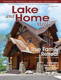 House And Home Magazine by Lake And Home Magazine July August 2017 By Compassmedia Issuu