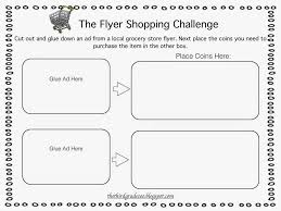 Shopping Worksheets The Third Grade Zoo Canada Day Blog Hop Canadian Money Freebie
