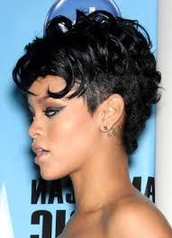 girls mohawk hairstyles with weave short quick weave hairstyle