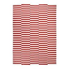 Red White Striped Rug Large U0026 Medium Rugs Ikea