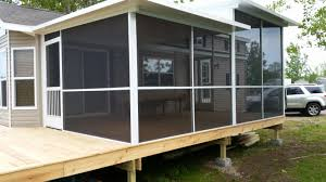 porch plans for mobile homes the best 100 alluring back porch ideas for mobile homes image