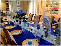hanukkah decorations cool hanukkah table decorating ideas best home design