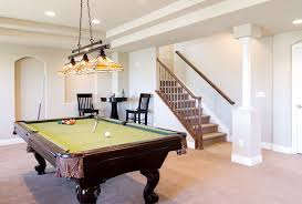 How Much Does A Pool Table Cost Cost Breakdown Of Finishing Your Basement