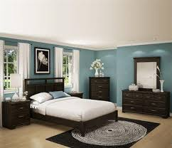 a dark brown bedroom furniture set with an ebony finish perfect