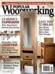 Woodworking Magazine by February 2008 167 Popular Woodworking Magazine