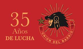 716 best environmental graphics images unión del barrio celebrates 35 years of raza liberation struggle