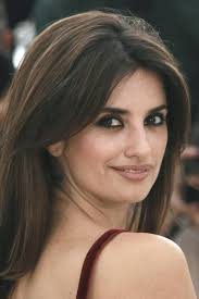 penelope cruz eye liner no makeup