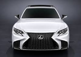 lexus ls done deal lexus may be preparing to unveil an ls f concept