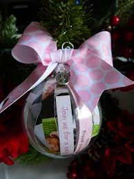 baby keepsake ornaments 20 cutest christmas ornaments on etsy