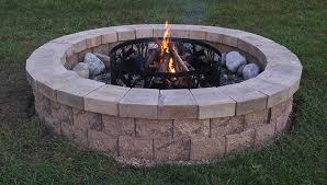 How To Build Your Own Firepit The Allan Block How To Build Your Own Pit