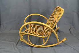Cane Rocking Chair Kids Wicker Rocking Chair Vintage Kids Wicker Rocking Chair Chairs