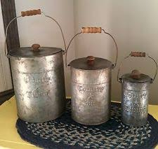 primitive kitchen canisters primitive canisters ebay