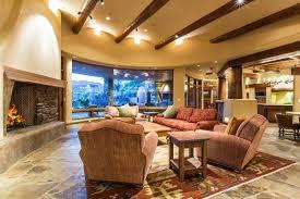 Santa Fe Style Interior Design by Massive Santa Fe Style Mansion For Sale In The Ridges U2014 Photos