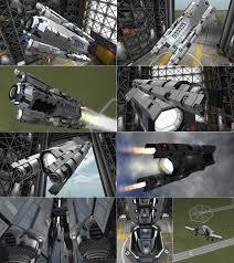 b9 aerospace 5 2 8 parts pack kerbal space program mods curse