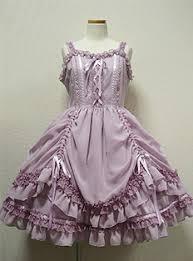 Chiffon Drape Angelic Pretty Jumper Skirt Chiffon Drape Jsk Dresses