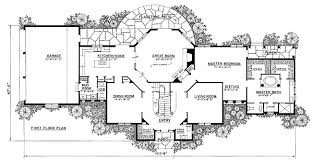 french country house floor plans plan 43034pf french country manor french country house plans