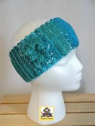 crochet ear warmer headband crochet ear warmers and headbands hooknweave