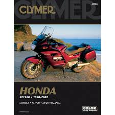 clymer repair manual honda st1100 m508 manuals accessories
