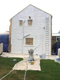 curing penetrating damp with an npa wall coating never paint