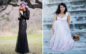 non white wedding dresses wedding dresses that aren t white