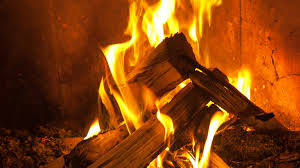 how to build a perfect fire without burning down the house