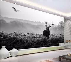 Cheap Wall Mural Online Get Cheap Morning Scenery Wallpaper Aliexpress Com