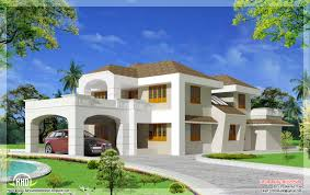 small house with car park design 5500 sqfeet super luxury indian