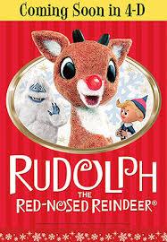 simex iwerks rudolph red nosed reindeer coming 4
