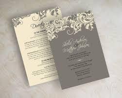 wedding invitation ideas diy wedding invitations ideas pictures weddingplusplus