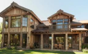 country home jackson wy country home rustic exterior salt lake city by