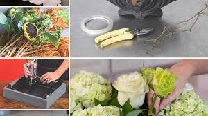How To Make Flower Arra 10 Step By Step Arrangements We Love Flower Magazine