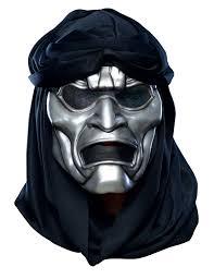 300 immortal vacuform mask w hood halloween fancy dress