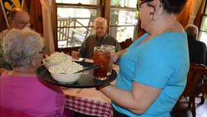 Caro Mi Dining Room - the enduring caro mi cole slaw mystery the tryon daily bulletin