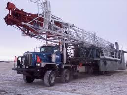 rig moving alaska style heavy haul on u0026 off road