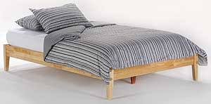 the sublime mattress natural latex core organic cotton and wool