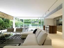 maison de canapé l intérieur de la maison contemporaine salon design archzine fr