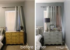 Mismatched Bedroom Furniture by Making It Work Mis Matched Bedside Tables The Homes I Have Made