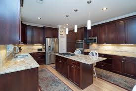 amazing kitchen and bath remodeling with modern style and marble
