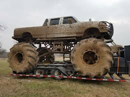 ford f 350 mud monster truck mega mud trucks pinterest